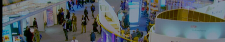 Events - Conferences, Awards, Exhibitions, Trade Shows  Header