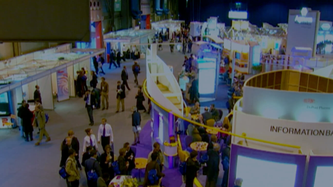 Events - Conferences, Awards, Exhibitions, Trade Shows  Background