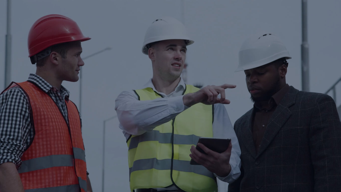 Interactive Health & Safety Training Videos Background